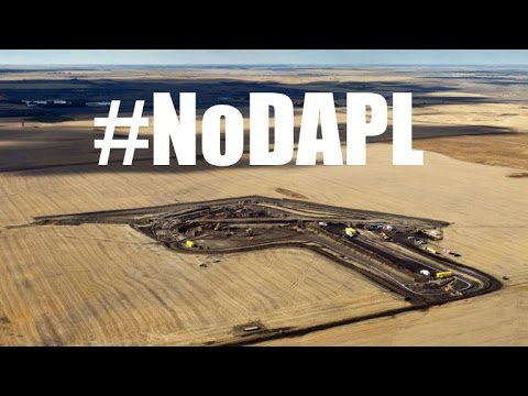 Massive Oil Spill in North Dakota Demonstrates Why DAPL Must Be Stopped