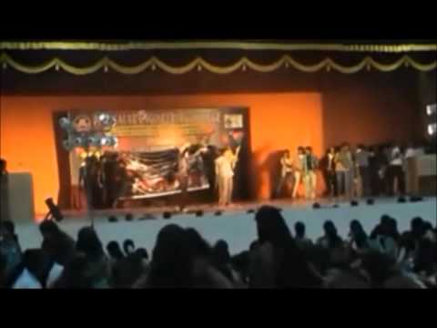 PANIMALAR ENGINEERING COLLEGE PEC EEE SHOCKZZ EEE A 2008-2012 .wmv