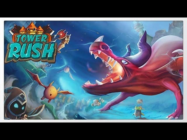Tower Rush - Gameplay 1080p 60fps