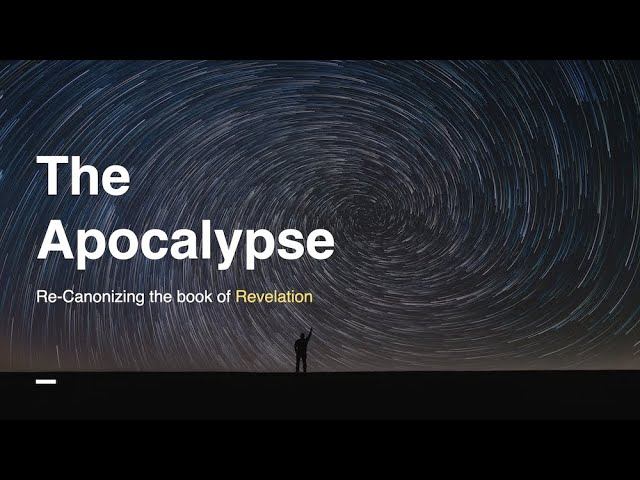 Re-Canonization of Revelation