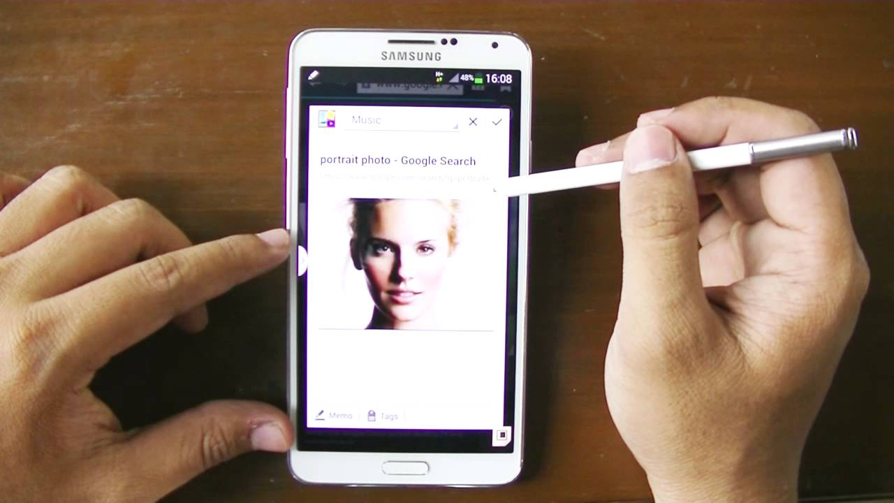 How to use scrapbook on galaxy note 3 - Scrapbook Kliping Digital Di Samsung Galaxy Note 3