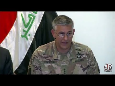 BATTLE For IRAQ/SYRIA: 8-22-17. Gen Townsend, Sec. Mattis Say Fight Is Just Getting Started.