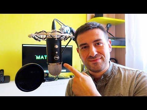 Crea Il Tuo STUDIO DI REGISTRAZIONE In Casa - Vlog