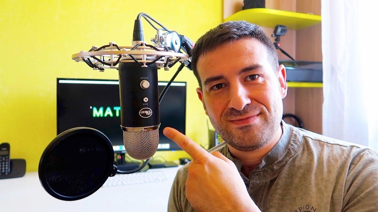 Crea il tuo studio di registrazione in casa vlog youtube - Studio di registrazione casalingo ...