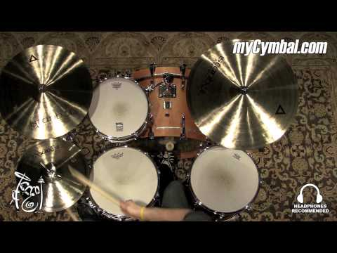 "Istanbul Agop 14"" Xist Hi Hat Cymbals - Brilliant - 992/1264g (XHB14-1071715Z)"