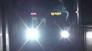 つくばエクスプレス 六町駅通過 Tsukuba Express