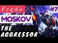 The Aggressor [Saiyan Fr?do] | Moskov Gameplay and Build By Fr?do #7 Mobile Legends