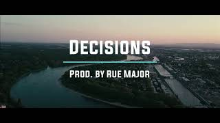 """(FREE) Emotional Type Beat """"Decisions"""" Produced by Rue Major."""