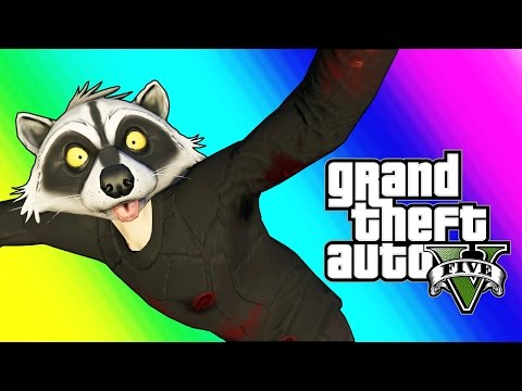 Thumbnail: GTA 5 Online Random Moments - Kill List, Muggers, Pool Skydiving!