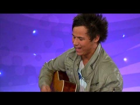 Se Andrés succéaudition - Idol Sverige TV4