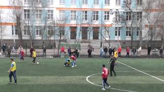 ЛФЛ. Терминатор - СССР (28.04.13)   VSporte.ru