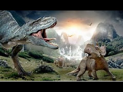 Walking with Dinosaurs 3D in english version 2013