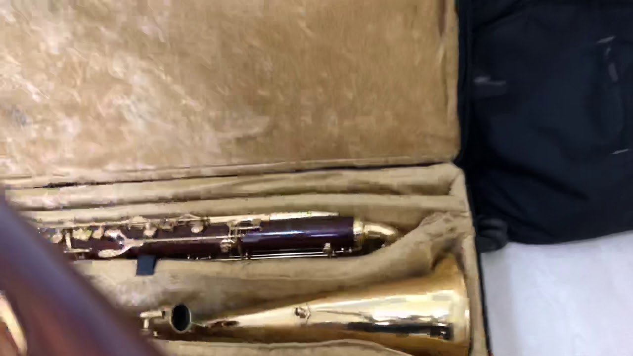 selmer clarinet serial number location