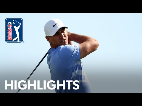 Brooks Koepka shoots 6-under 65 | Round 4 | Waste Management | 2021