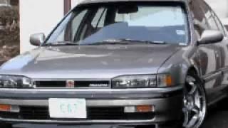 CB7 Tribute - 1990- 1991- 1992- 1993- Honda Accord