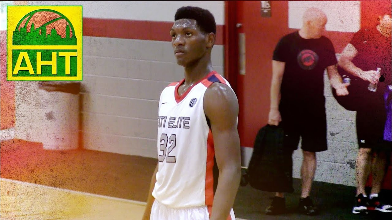 Ku lands 5 star big man Silvio De Sousa! / Jayhawk ...