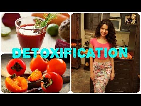 Детоксикация организма | Выводим токсины |5 советов для здоровья