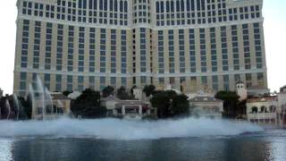 Download BELLAGIO FOUNTAINS IN VEGAS - DAYTIME SHOW - MY HEART WILL GO ON.MPG MP3 song and Music Video