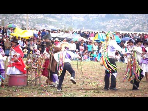 Warakiros de Vilcas Huaman Carnaval rural de Ayacucho