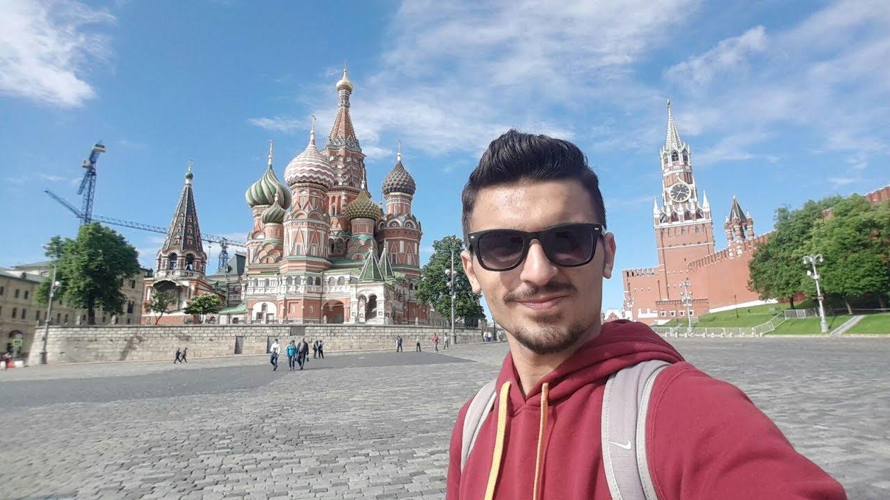 Nike Moskova'ya davet etti! | Tiempo Legend 7 lansmanı