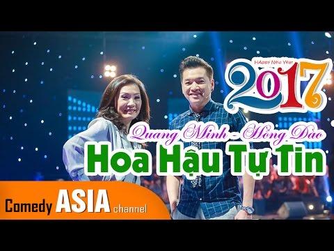 Hài Quang Minh Hồng Đào 2017 HOA HẬU TỰ TIN HẢI NGOẠI