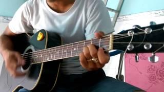 Đắp mộ cuộc tình guitar -Chiều tây đô
