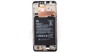 Xiaomi Redmi Note 6 Pro -розбирання, інструкція з розбору смартфона How to disassemble smartphone