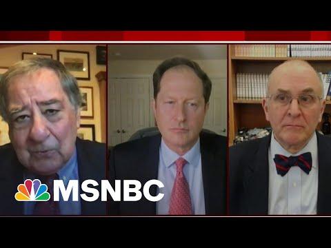 Former Defense Secretary Panetta Expresses Concern Over U.S. Troop Withdrawal   Morning Joe   MSNBC