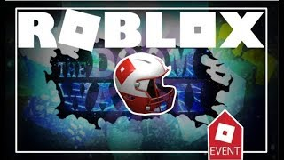 How to get the Roblox Helmet|roblox: Sports event