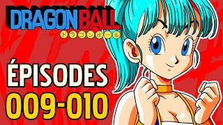 IL AURAIT PU MANGER BULMA ?! DRAGON BALL EPISODES 009 & 010 (ANIME VS MANGA) #DBREVIEW