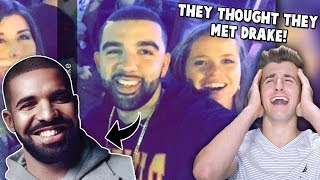 People Who Thought They Met Celebrities (Hilarious)