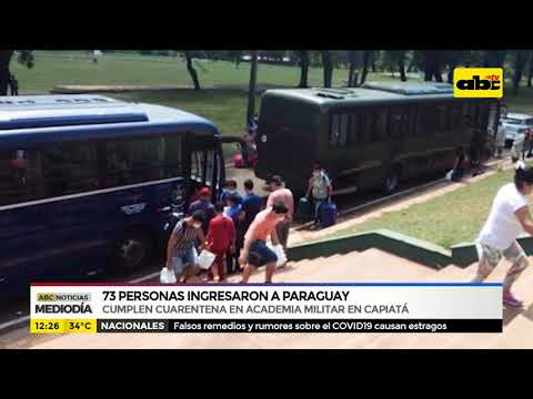 73-compatriotas-ingresaron-a-paraguay