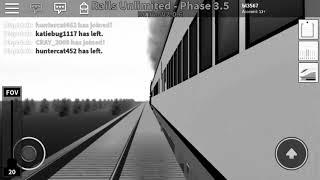 ROBLOX Rails Unlimited Big Shot