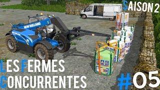 RolePlay - LES FERMES CONCURRENTES S2 | Épisode 5 | Il est revenu...