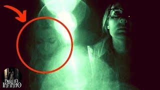 Fantasmas captados con visión nocturna I Pasillo Infinito