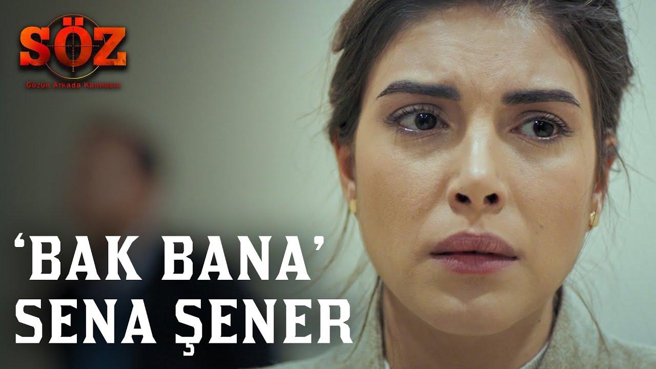 "Söz | 61.Bölüm - ""Bak Bana"" Sena Şener"