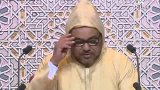 خطاب الملك في البرلمان 2014