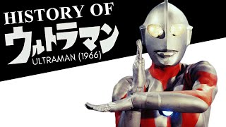 History of Ultraman (1966)
