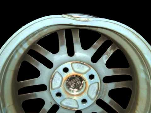 Ford F150 Rims >> AA RimGuardXtreme Bent Wheel Repair - YouTube