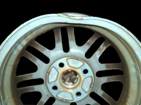 Car Rim Repair >> AA RimGuardXtreme Bent Wheel Repair - YouTube
