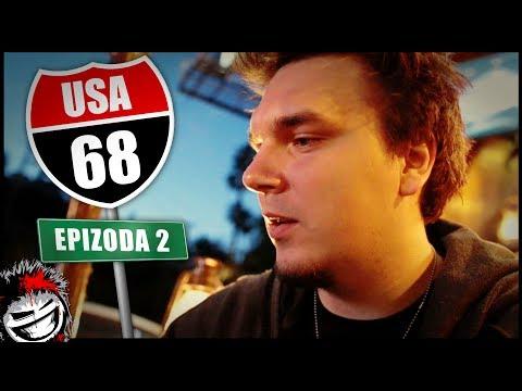 ŠOK NA CHODNÍKU SLÁVY - EP.2 - USA68
