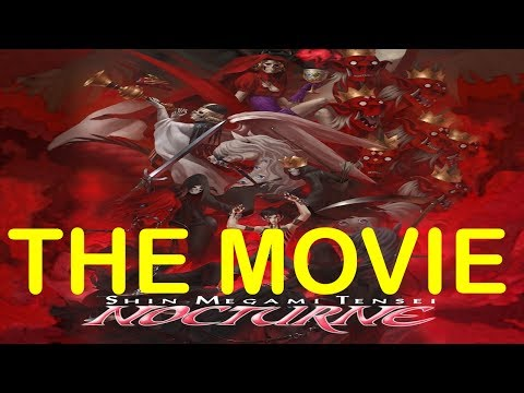 Shin Megami Tensei 3 Nocturne THE MOVIE