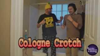The KVJ Show- Cologne Crotch Mystery Sound