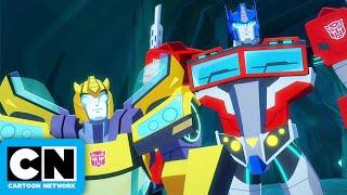 Transformadores Cyberverse | Nuevos Episodios De Remolque | Cartoon Network