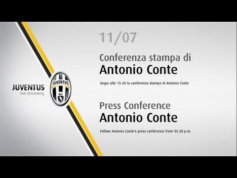 Antonio Conte's press conference