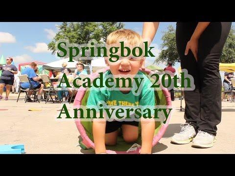 Denton Chamber Of Commerce-Springbok Academy 20th Anniversary -Milestone Event