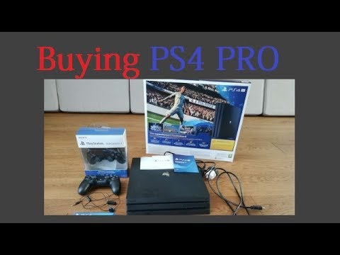 Buying ps4 pro from Chandigarh+unboxing+Gameplay 4k