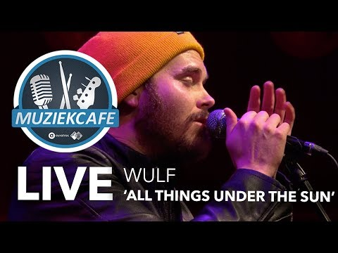 Wulf - 'All Things Under The Sun' live bij Muziekcafé