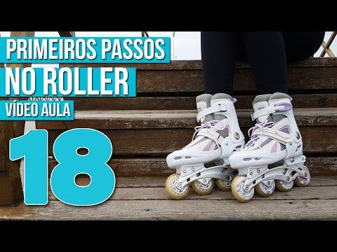 Como andar de ROLLER/inline | Vídeo Aula 18