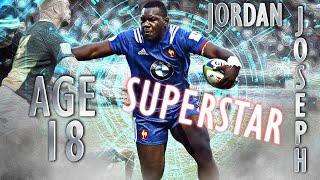 Jordan JOSEPH | 18YO SUPERSTAR | FULL HIGHLIGHTS ᴴᴰ